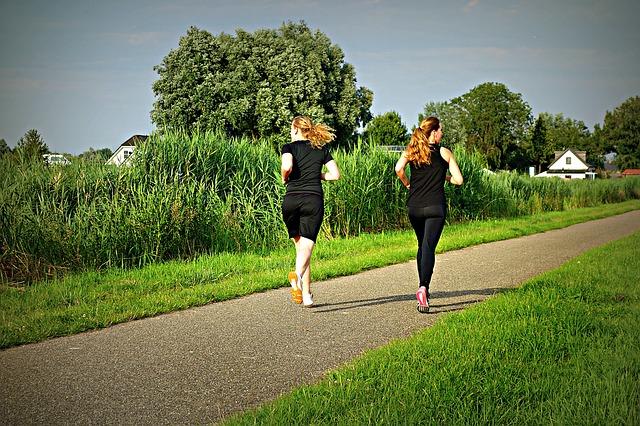 běžící ženy, kondiční běh.jpg
