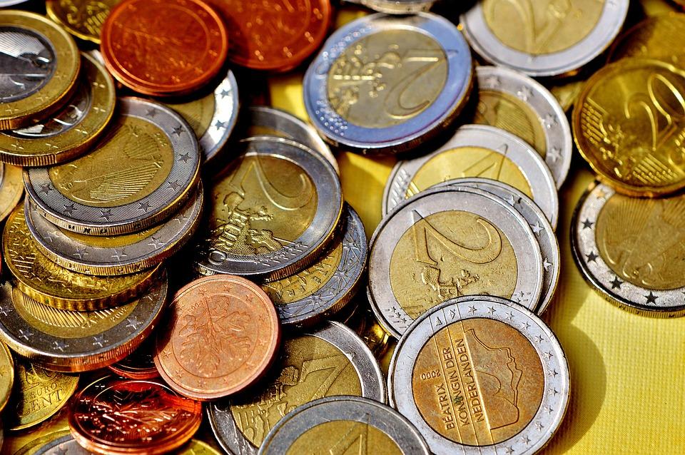 mince eurové
